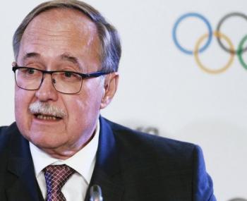 глава комиссии МОК Самуэль Шмид