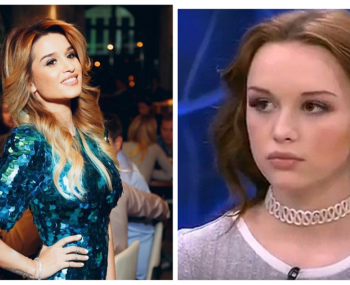 Ксения Бородина комментирует ситуацию с Шурыгиной