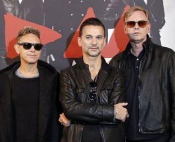 Участники группы Depeche Mode