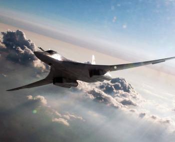 Российские Ту-160 долетели до Испании