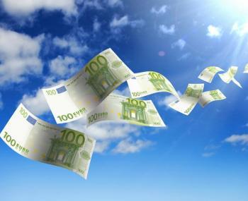 поток евро в Грецию