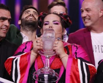 Нетта Барзилай из Израиля на Евровидении
