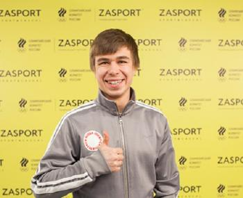 Zasport представила олимпийскую форму сборной России