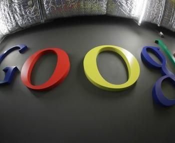 Логотип корпорации Google