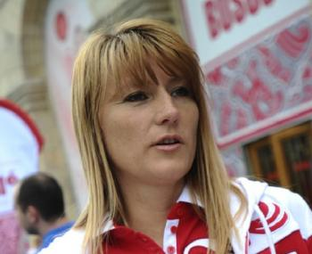 Журова предложила МОК два варианта разрешения ситуации с отстранением российских спортсменов от ОИ-2018
