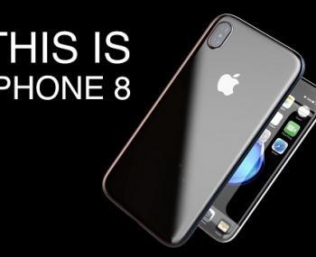 Презентация iPhone 8 и iPhone X от компании Apple
