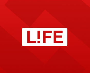 Логотип телеканала Life