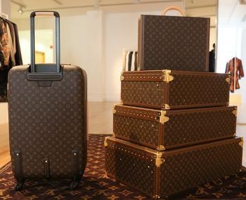 Louis Vuitton придумал девайс, который поможет не потерять багаж
