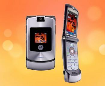 Легендарная Motorola Razr может вернуться на рынок со сгибающимся дисплеем