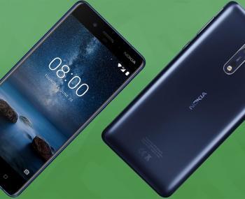 Неожиданную деталь в Nokia 8 обнаружил техноблогер при разборе