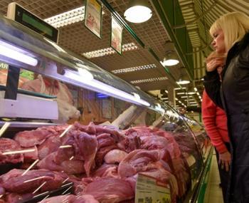 Россияне предпочли овощи молочным и мясным продуктам