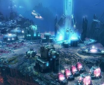 Уфологи обнаружили подводный город инопланетян в Калифорнийском заливе