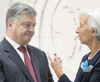 Украину поставили на грань дефолта