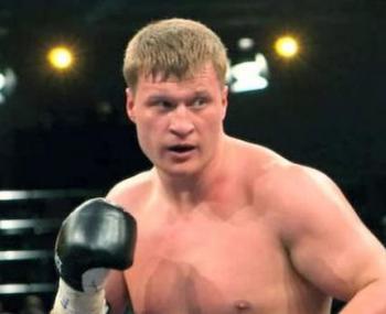 Боксер Александр Поветкин