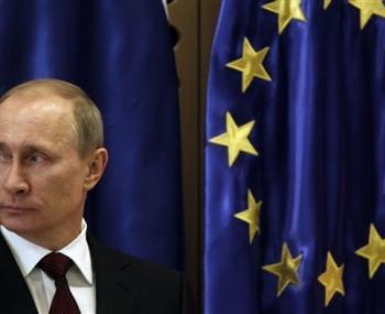 Владимир Путин - Евросоюз