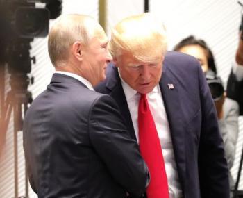 """Трамп и Путин говорили именно о """"внутриукраинском конфликте"""""""