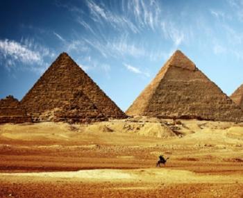 Главная тайна строительства пирамид раскрыта