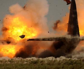 один самолёт над Донбассом будет уничтожен