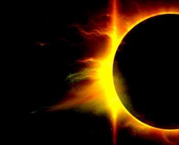солнечное затмение повергнет Землю в хаос