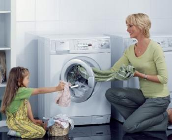 стиральная машина вредит здоровью