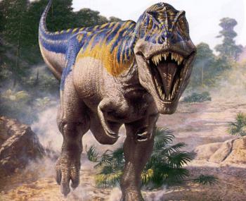 немного о динозаврах