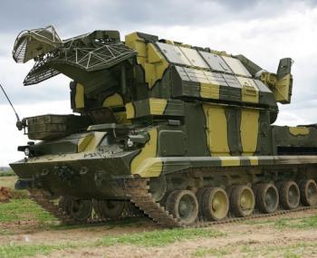 Зенитный ракетный комплекс  Тор-М2У
