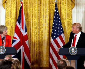 Тереза Мэй отказала Дональду Трампу в нанесении совместного ракетного удара по Сирии