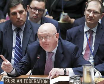 Россия пригрозила США тяжелыми последствия в случае удара по Сирии