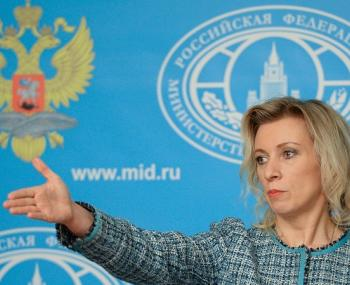 Захарова заступилась за Самойлову и пристыдила критиков