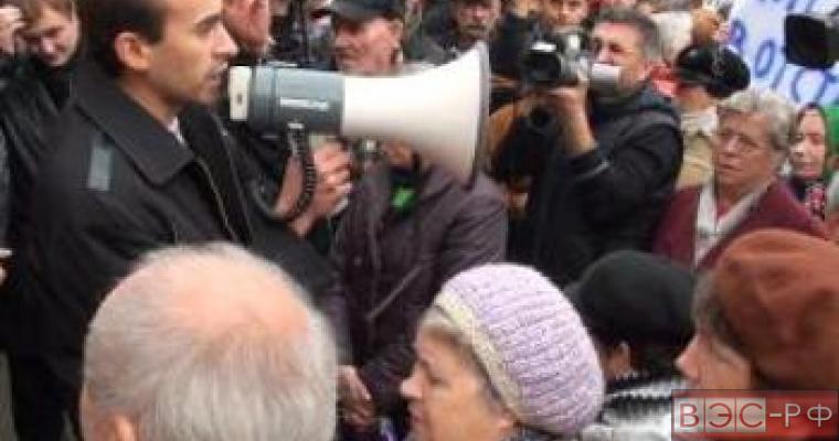 митинг, акция протеста, Молдавия, запрет, Россия-24, свобода слова