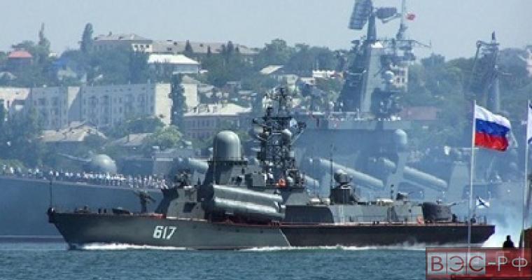 Корабли Новороссийской военно-морской базы вышли в море на учения сил ЧФ