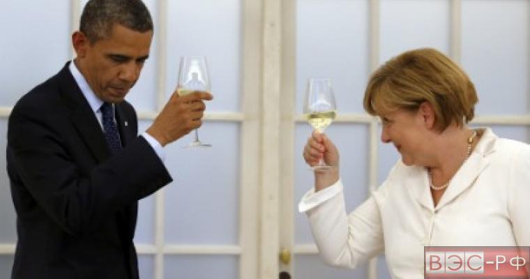 Меркель: отношения с США могут быть подорваны из-за двойного агента