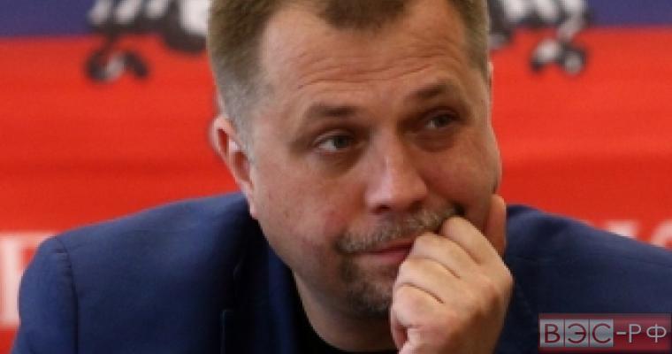 Обращение о политическом признании подписано премьером ДНР Александром Бородаем