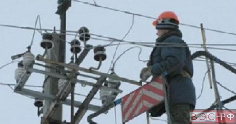 В Крым продолжаются поставки электроннергии от ТЭК Донбасса
