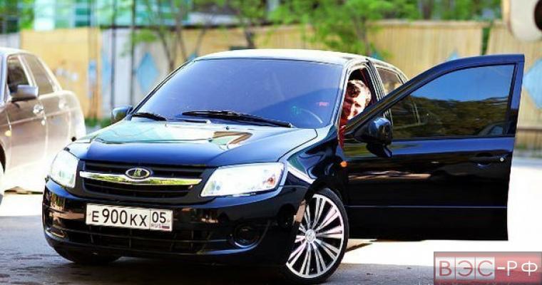 Назван ТОП самых продаваемых автомобилей на рынке России в июне