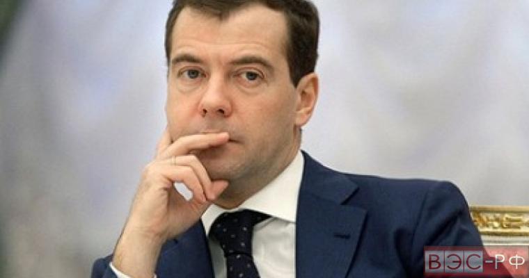Медведев, Россия, премьер-министр