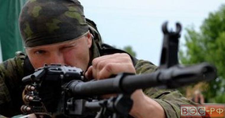 """ЛНР, батальон """"Заря"""", сбитый штурмовик"""
