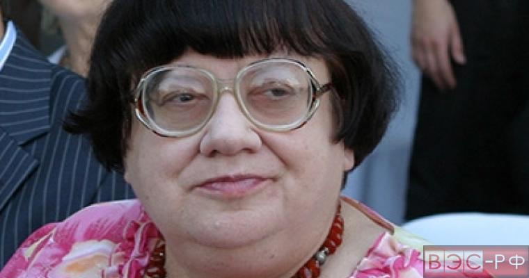 Валерия Новодворская, правозащитница