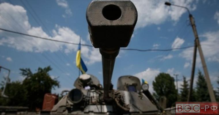 Украина, обстрел, фугас, граница, Киев