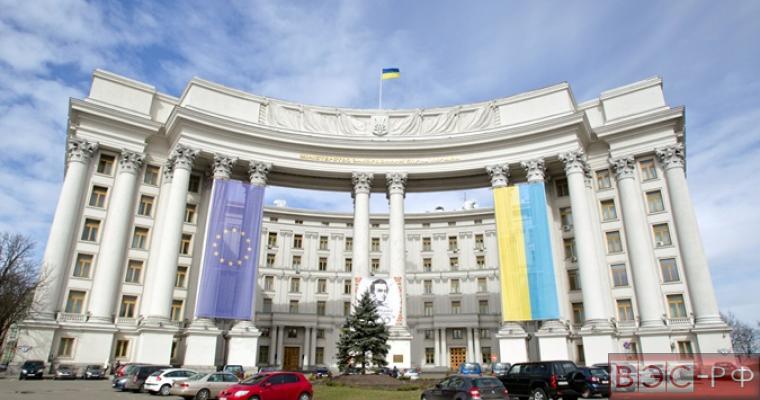 МИД Украины заявил, что военные Украины не обстреливали российскую территорию