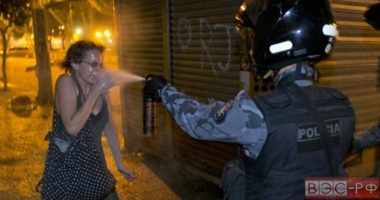 Болельщики Аргентины устроили беспорядки в Буэнос-Айресе