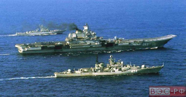 В России пройдут ядерные учения на Тихоокеанском флоте