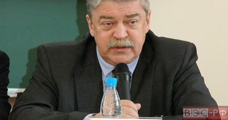 На Украине идет чистка русскоязычных граждан, заявили в СовБезРФ