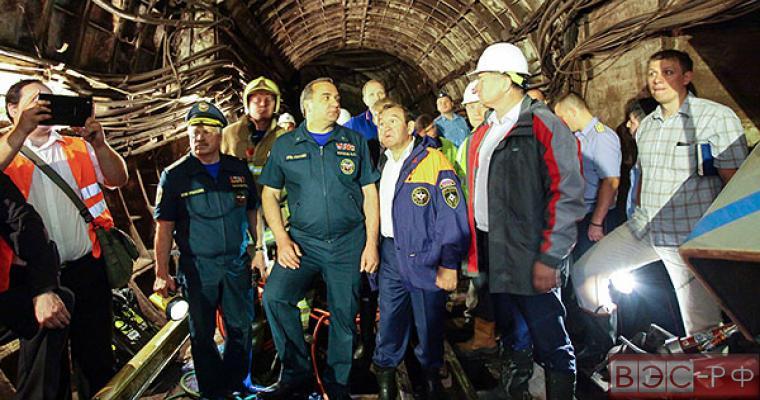 Появилась новая версия трагедии в метро Москвы