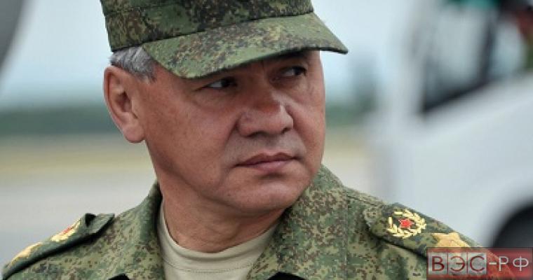 В России увеличивается объем поставок вооружения - Шойгу