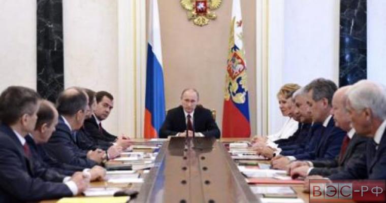Путин призвал развивать регионы России