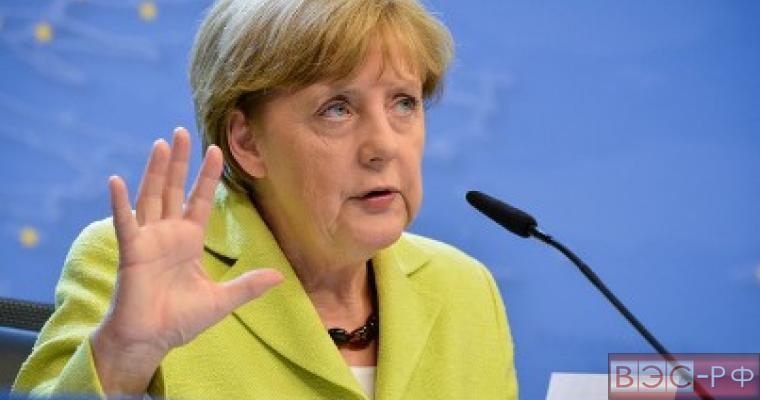 Канцлер ФРГ, Ангела Меркель, Германия