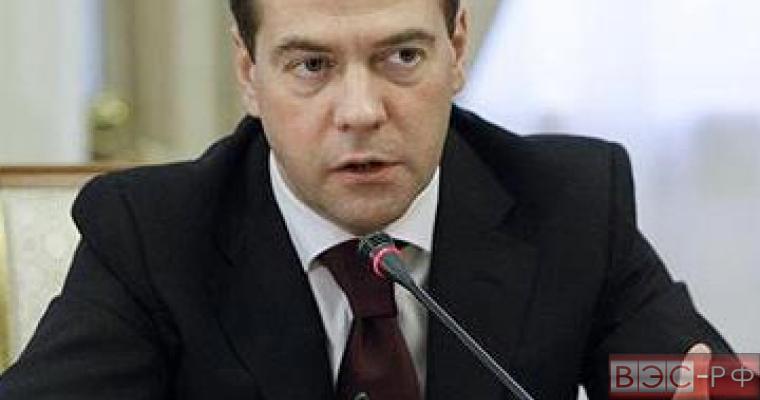 Дмитрий Медведев, экономика России