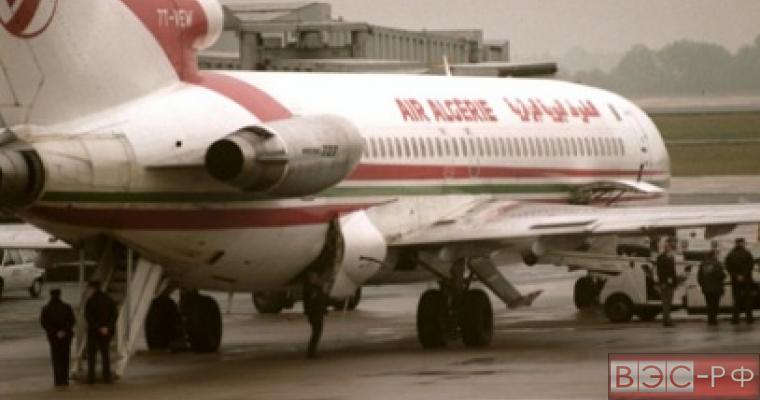 Алжирские авиалинии, лайнер, Air Algeria