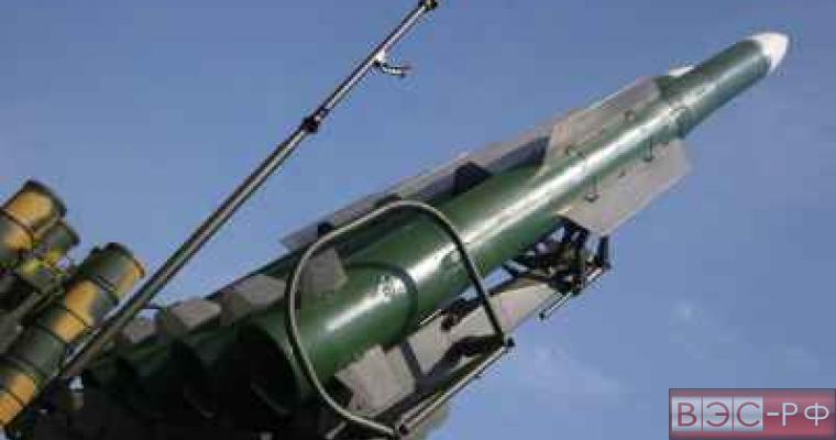 Бук, ракетно-зенитный комплекс, ракета